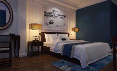 Hanoi Gratitude Hotel-Zimmer