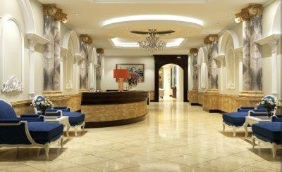 Hanoi Gratitude Hotel-Lobby