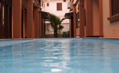 Jasmine Luang Prabang Hotel-Pool