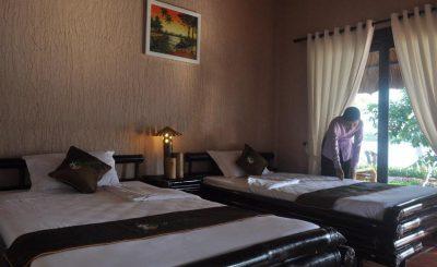 Mekong Lodge-2-Bett-Zimmer