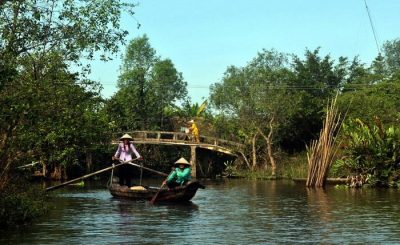 Mekong Lodge-Bootsfahrt auf dem Mekong