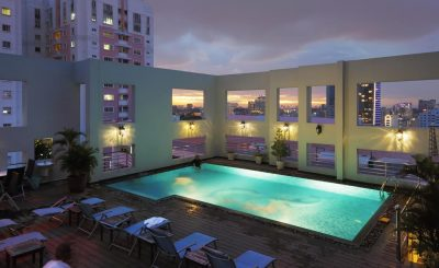 Sunland Hotel Ho Chi Minh City-Pool