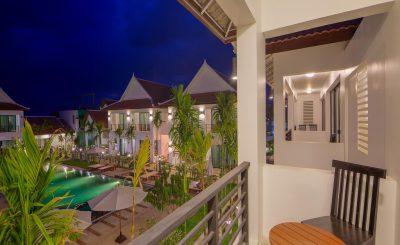 Tanei Resort Spa-Blick vom Balkon
