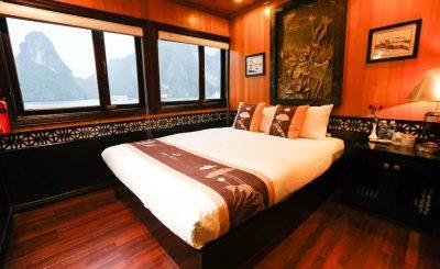 VSpirit Cruises-Zimmer