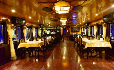 VSpirit Cruises-Restaurant