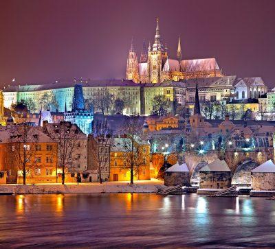 Singlereise Prag - Hradschin im Winter