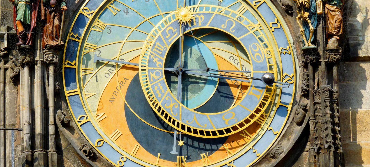 Singlereise Prag-Astro Uhr