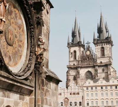 Singlereise Prag -Altstadt mit Astrouhr