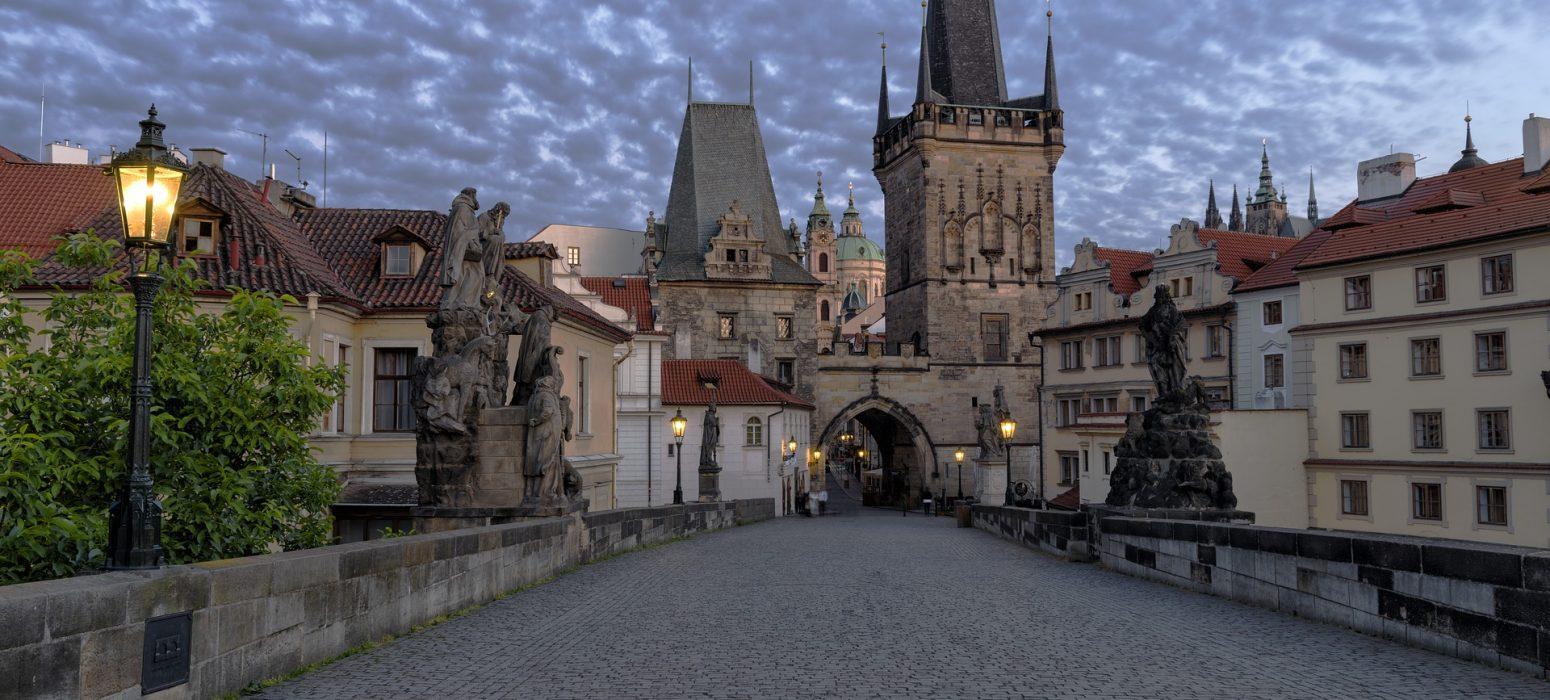 Singlereise Prag - Altstädter Brückenturm (Karlsbrücke)