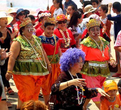 Singlereise Indochina - Pi Mai Lao -Menschen