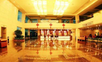 Große Singlereise China - Lobby