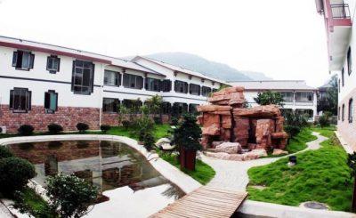 Große Singlereise China - Außenbereich