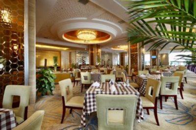 Große Singlereise China - Restaurant - Zhangjiajie Dachengshanshui