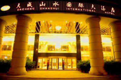 Große Singlereise China - Eingang - Zhangjiajie Dachengshanshui
