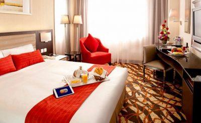 Große Singlereise China - Zimmer Metropart Hotel Kowloon