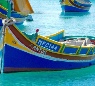Singlereise Malta - Luzzu in Marsaxlokk