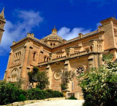 Singlereise Malta - Basilika Ta' Pinu