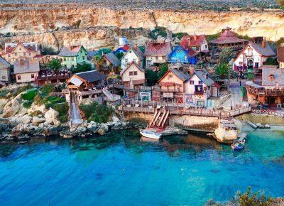 Singlereise Malta - Popeye Dorf