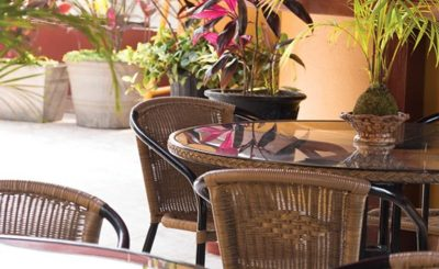 Faraona Grand Hotel - Terrasse