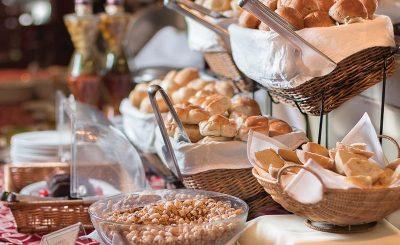 Faraona Grand Hotel - Frühstücksbuffet