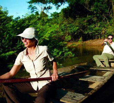 Singlereise Peru - Paddeln im Regenwald