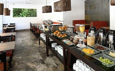 Casa Andina Machu Picchu - Frühstücksbuffet