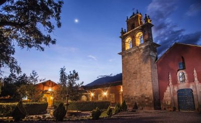 Hotel San Agustin Monasterio de la Recoleta - Außenansicht