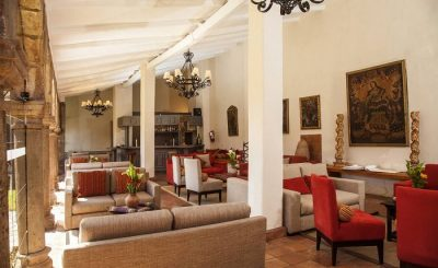 Hotel San Agustin Monasterio de la Recoleta - Bar:Lobby