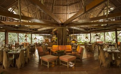 Inkaterra Hacienda Concepcion Tambopata - Restaurant