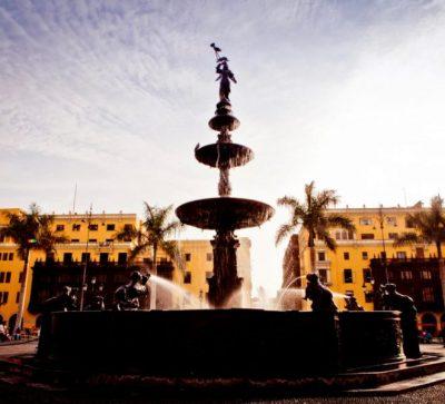 Singlereise Peru - Lima Zentrum