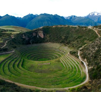 Singlereise Peru - Moray Ruinen