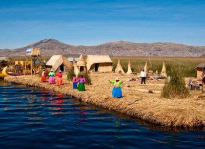 Singlereise Peru - Puno Uros Insel
