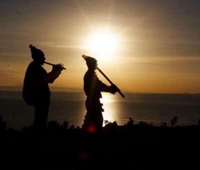 Singlereise Peru - Titicacasee