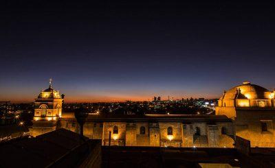 San Agustin Monasterio - Skyline