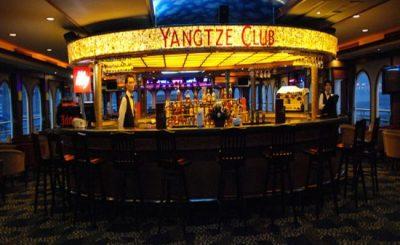 Kreuzfahrtschiff Victoria Anna - Bar