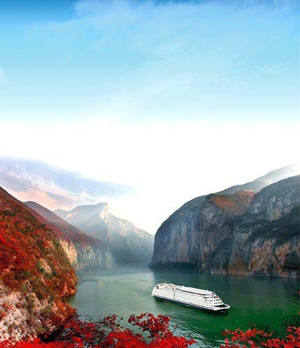 Große Singlereise China - Yangtze