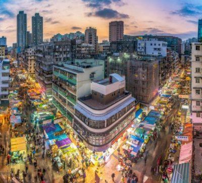 Große Singlereise China - Sham Shui Po Hongkong