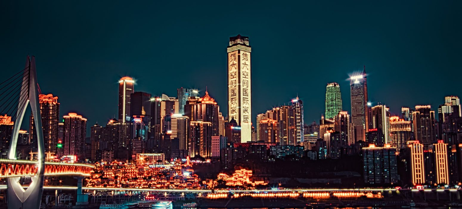 Große Singlereise China -Chongqing