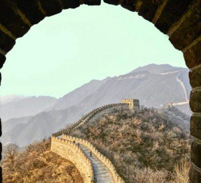 Große Singlereise China - Große Mauer