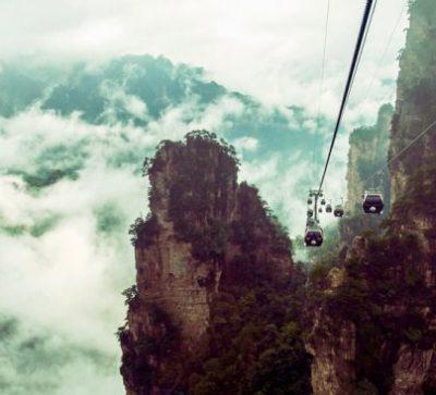 """Große Singlereise China - """"Avatar-Berge"""""""