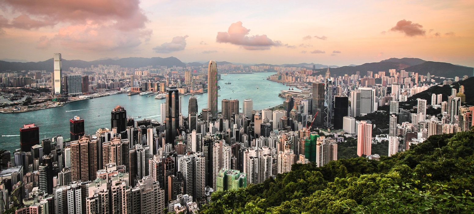 Große Singlereise China - Victoria Peak Hongkong