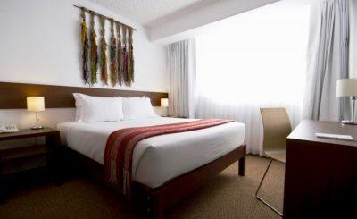 Puno Tierra Viva Plaza Hotel - Doppelzimmer
