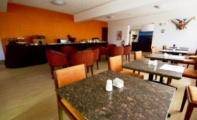 Puno Tierra Viva Plaza Hotel - Frühstücksbuffet
